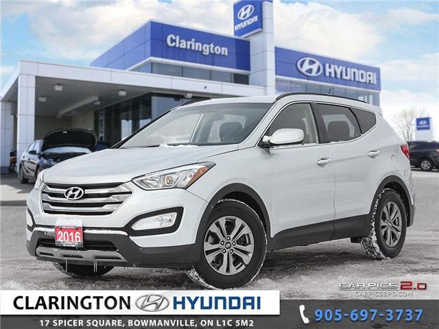 2016 Hyundai Santa Fe Sport 2.4 Premium (Stk: 18778A) in Clarington - Image 1 of 27