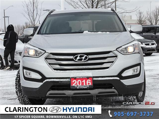 2016 Hyundai Santa Fe Sport 2.4 Premium (Stk: 18778A) in Clarington - Image 2 of 27