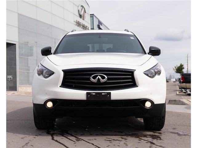 2016 Infiniti QX70  (Stk: 60542A) in Ajax - Image 2 of 26