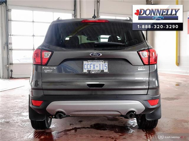 2019 Ford Escape SEL (Stk: DS455) in Ottawa - Image 5 of 27