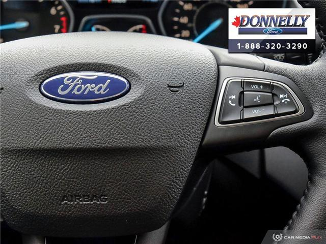 2019 Ford Escape SEL (Stk: DS455) in Ottawa - Image 19 of 27