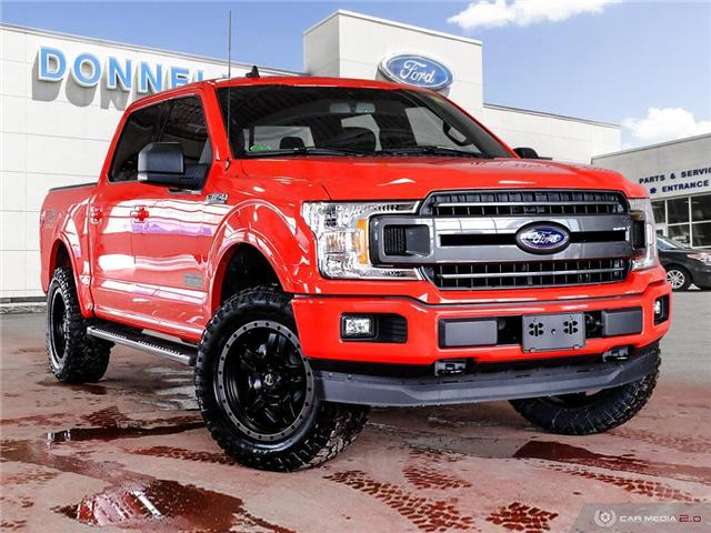 2019 Ford F-150 XLT (Stk: DS383) in Ottawa - Image 1 of 27