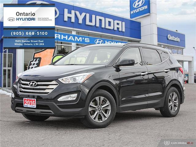 2016 Hyundai Santa Fe Sport 2.4 Base / LOW KLM (Stk: 79546K) in Whitby - Image 1 of 27