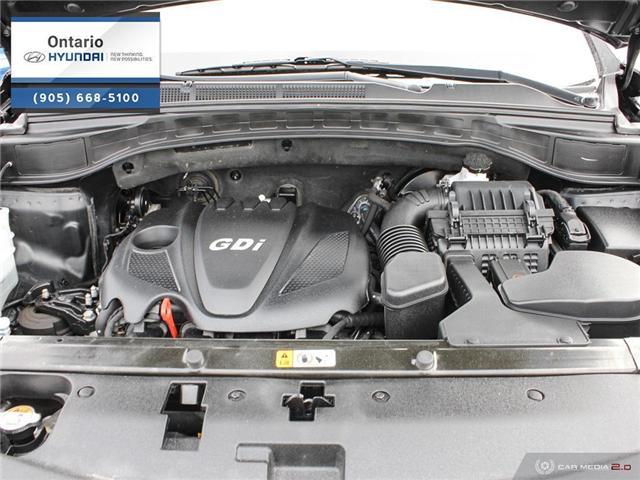 2016 Hyundai Santa Fe Sport 2.4 Base / LOW KLM (Stk: 79546K) in Whitby - Image 8 of 27