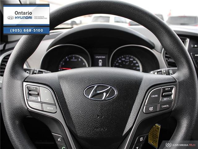 2016 Hyundai Santa Fe Sport 2.4 Base / LOW KLM (Stk: 79546K) in Whitby - Image 14 of 27