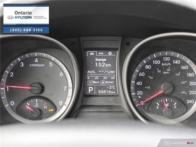 2016 Hyundai Santa Fe Sport 2.4 Base / LOW KLM (Stk: 79546K) in Whitby - Image 15 of 27