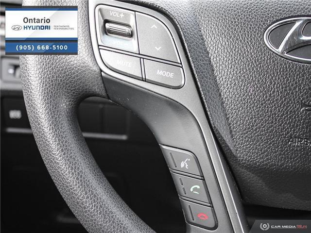 2016 Hyundai Santa Fe Sport 2.4 Base / LOW KLM (Stk: 79546K) in Whitby - Image 18 of 27