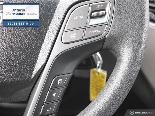 2016 Hyundai Santa Fe Sport 2.4 Base / LOW KLM (Stk: 79546K) in Whitby - Image 19 of 27