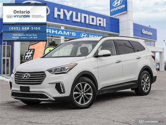 2018 Hyundai Santa Fe XL Premium / 7 PASSENGER (Stk: 59246K) in Whitby - Image 1 of 27