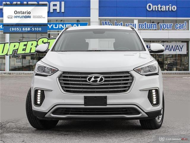 2018 Hyundai Santa Fe XL Premium / 7 PASSENGER (Stk: 59246K) in Whitby - Image 2 of 27