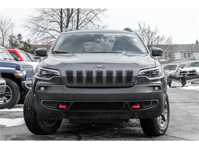 2019 Jeep Cherokee Trailhawk (Stk: 7818PR) in Mississauga - Image 2 of 21
