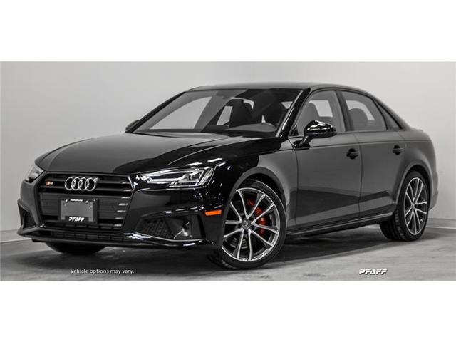 2019 Audi S4 3.0T Progressiv (Stk: T16313) in Vaughan - Image 1 of 22