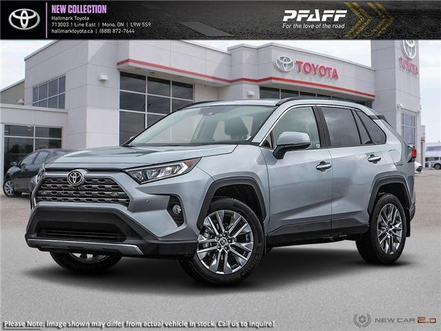 2019 Toyota RAV4 AWD Limited (Stk: H19242) in Orangeville - Image 1 of 24
