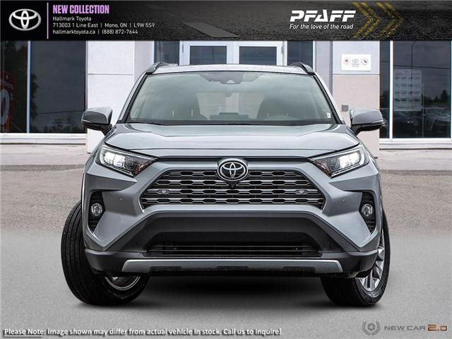2019 Toyota RAV4 AWD Limited (Stk: H19242) in Orangeville - Image 2 of 24