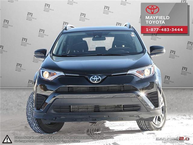 2017 Toyota RAV4 LE (Stk: 194033) in Edmonton - Image 2 of 20