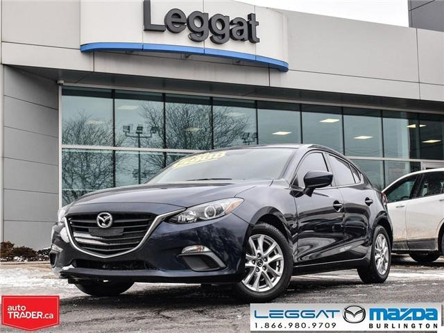 2015 Mazda Mazda3 GS- AUTOMATIC, HEATED SEATS, TINTED WINDOWS (Stk: 1782) in Burlington - Image 1 of 21