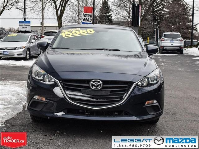 2015 Mazda Mazda3 GS- AUTOMATIC, HEATED SEATS, TINTED WINDOWS (Stk: 1782) in Burlington - Image 2 of 21