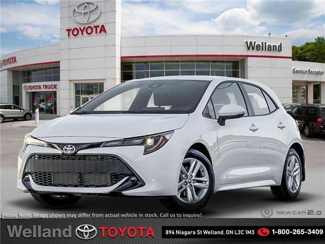 2019 Toyota Corolla Hatchback SE Package (Stk: COH6366) in Welland - Image 1 of 24