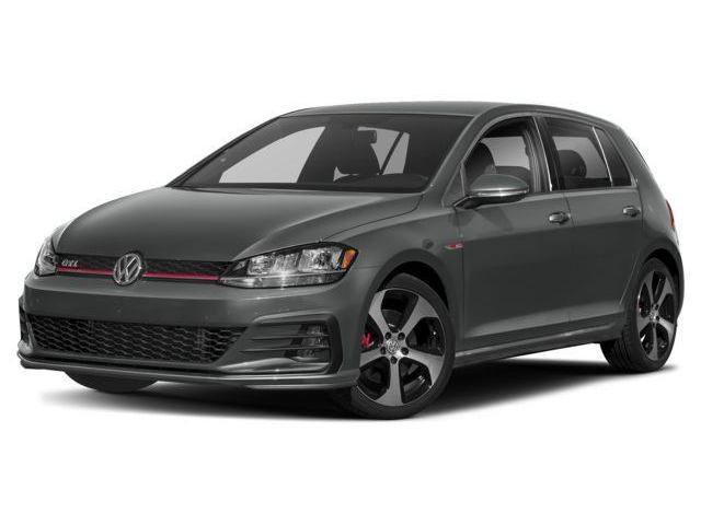 2019 Volkswagen Golf GTI 5-Door Autobahn (Stk: VWUV0390) in Richmond - Image 1 of 9