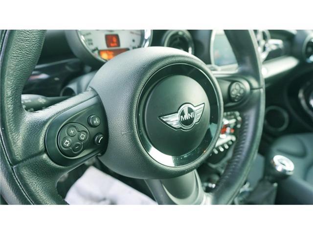 2011 MINI Cooper S Base (Stk: HN1902A) in Hamilton - Image 19 of 30