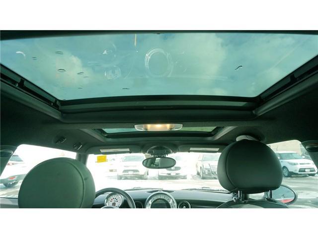 2011 MINI Cooper S Base (Stk: HN1902A) in Hamilton - Image 24 of 30