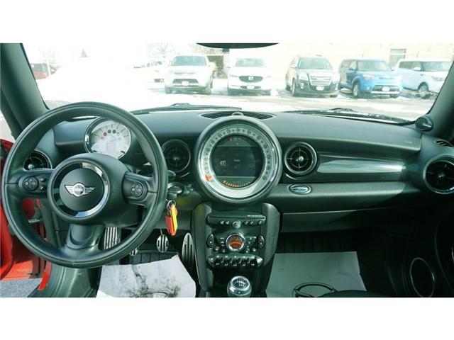 2011 MINI Cooper S Base (Stk: HN1902A) in Hamilton - Image 26 of 30