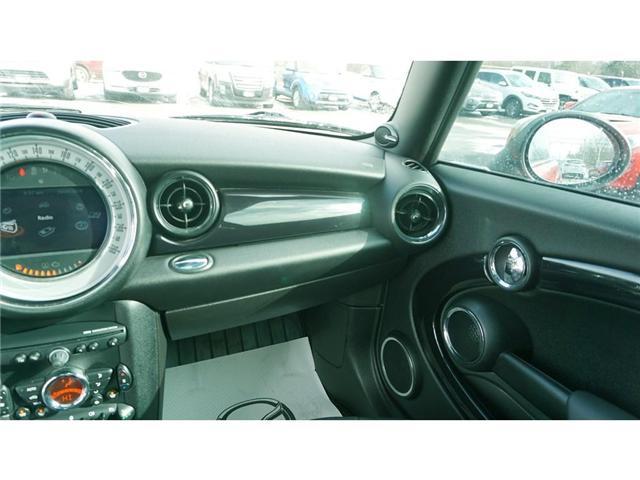 2011 MINI Cooper S Base (Stk: HN1902A) in Hamilton - Image 27 of 30