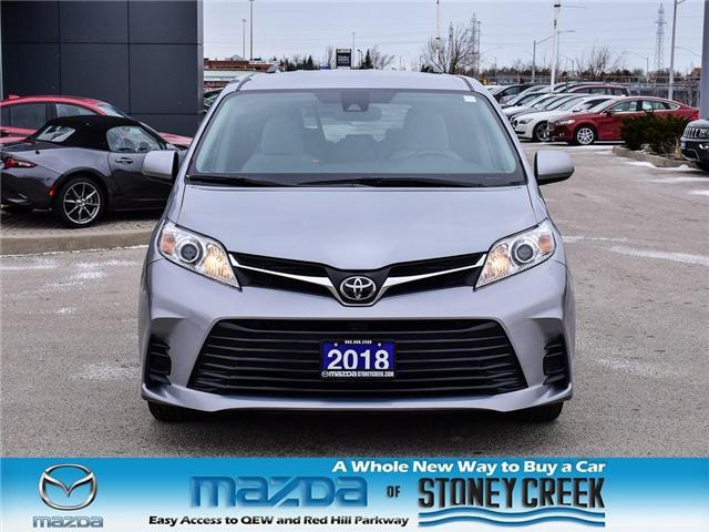 2018 Toyota Sienna  (Stk: SR887) in Hamilton - Image 2 of 22