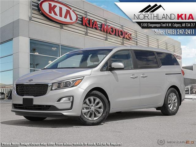 2019 Kia Sedona LX+ (Stk: 9SD1866) in Calgary - Image 1 of 24