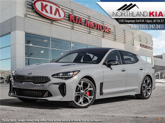 2018 Kia Stinger GT Limited (Stk: 8ST0674) in Calgary - Image 1 of 23