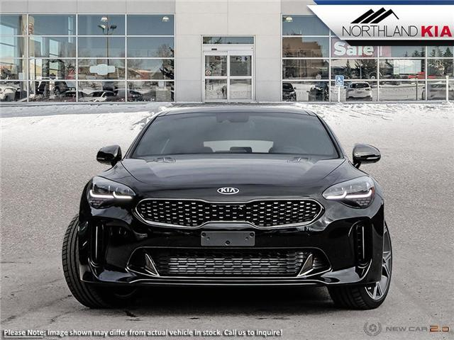 2018 Kia Stinger GT Limited (Stk: 8ST2909) in Calgary - Image 2 of 11