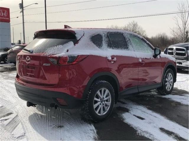 2016 Mazda CX-5 GS (Stk: U0323) in Cobourg - Image 5 of 9