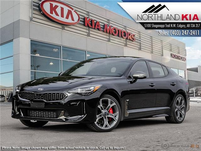 2019 Kia Stinger GT Limited (Stk: 9ST2869) in Calgary - Image 1 of 11