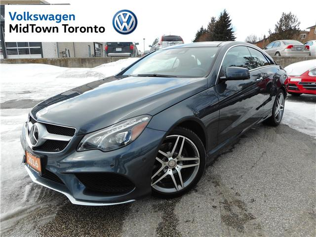 2016 Mercedes-Benz E-Class Base (Stk: P7179) in Toronto - Image 1 of 30