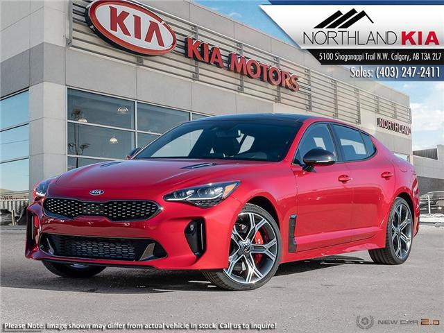 2019 Kia Stinger GT Limited (Stk: 9ST1679) in Calgary - Image 1 of 23