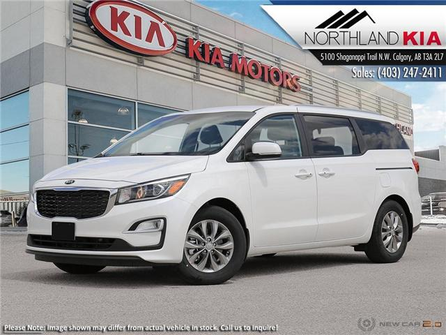 2019 Kia Sedona LX+ (Stk: 9SD2638) in Calgary - Image 1 of 22
