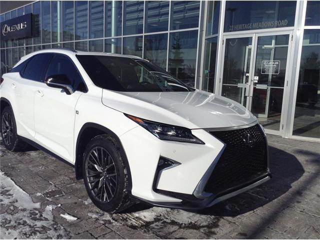 2017 Lexus RX 350 Base (Stk: 3911A) in Calgary - Image 2 of 13