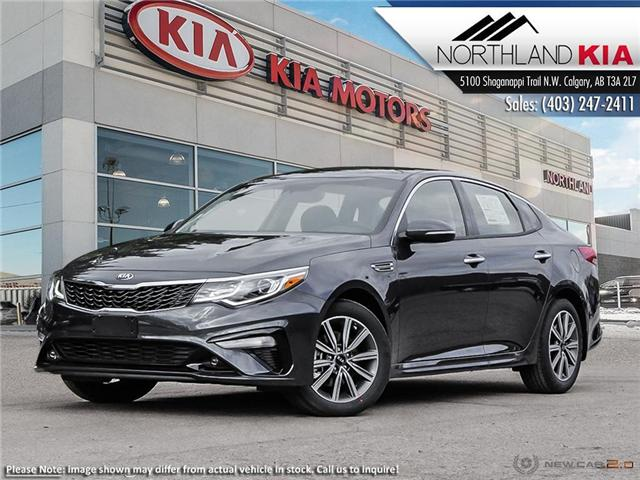 2019 Kia Optima EX (Stk: 9PT7918) in Calgary - Image 1 of 23