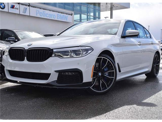 2019 BMW 540i xDrive (Stk: 9D55330) in Brampton - Image 1 of 12