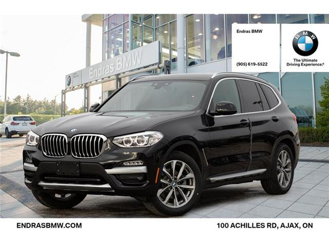 2019 BMW X3 xDrive30i (Stk: 35426) in Ajax - Image 1 of 20