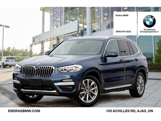 2019 BMW X3 xDrive30i (Stk: 35435) in Ajax - Image 1 of 21