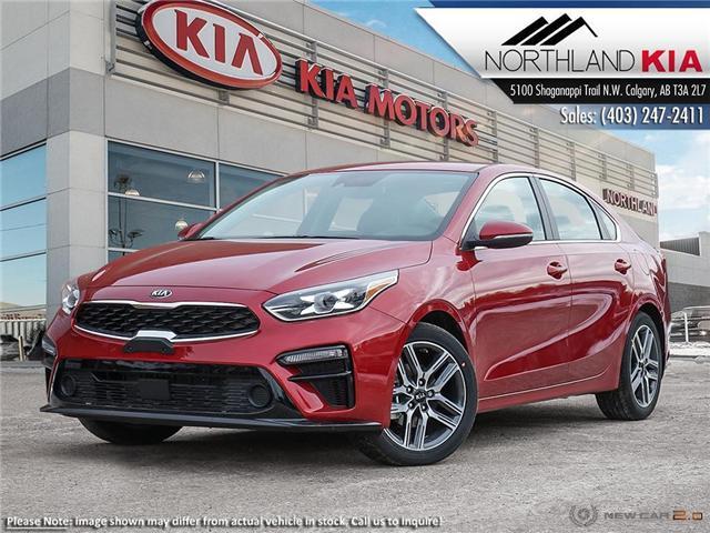 2019 Kia Forte EX Premium (Stk: 9FT9549) in Calgary - Image 1 of 23