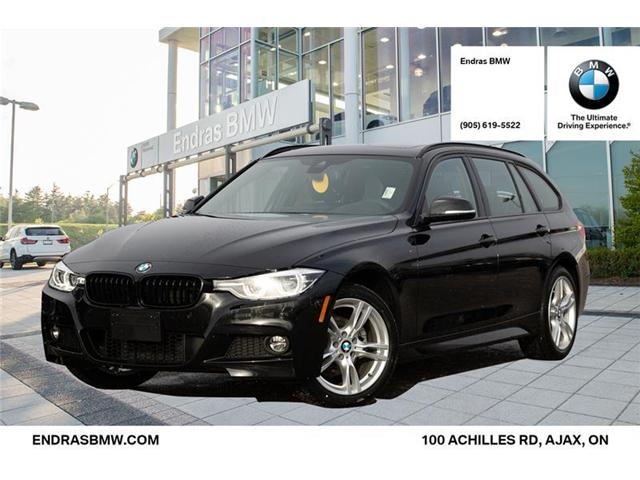 2019 BMW 330i xDrive Touring (Stk: 35444) in Ajax - Image 1 of 22