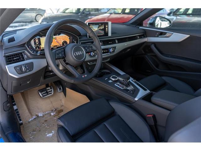 2018 Audi A5 2.0T Technik (Stk: N4751) in Calgary - Image 11 of 18