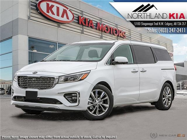 2019 Kia Sedona SXL+ (Stk: 9SD0442) in Calgary - Image 1 of 23