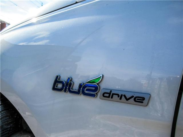 2013 Hyundai Sonata Hybrid Limited (Stk: U06394) in Toronto - Image 2 of 2