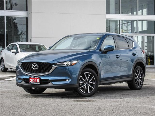 2018 Mazda CX-5 GT (Stk: P5047) in Ajax - Image 1 of 23