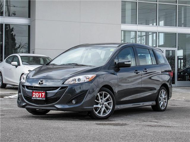 2017 Mazda Mazda5 GT (Stk: P5052) in Ajax - Image 1 of 22
