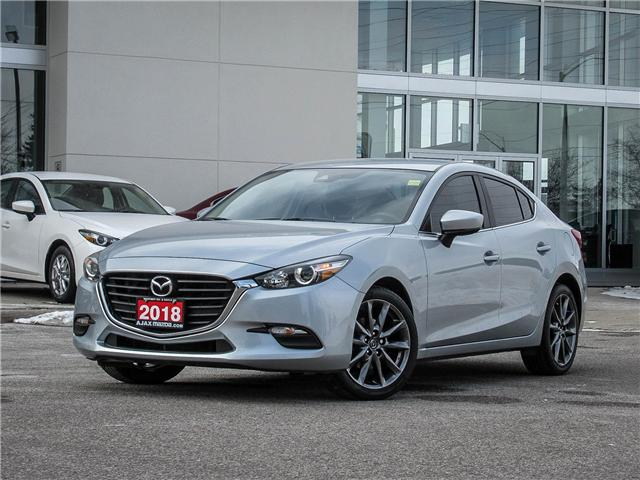 2018 Mazda Mazda3 GS (Stk: P5056) in Ajax - Image 1 of 24