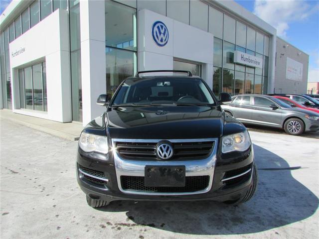 2008 Volkswagen Touareg 2 V6 Comfortline (Stk: 96287A) in Toronto - Image 2 of 19